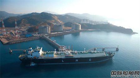 陈建良:推动液化天然气产业链跨越式发展