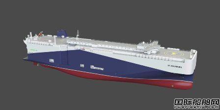 花落两家中国船厂!大众集团增订4艘NG动力汽车船