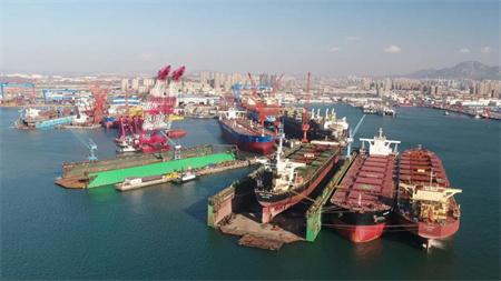 大连中远海运重工2021年上半年学川崎综述