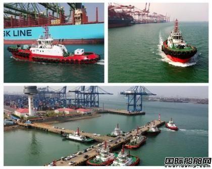 镇江船厂建造2艘全回转拖船获CCS智能船舶附加标志