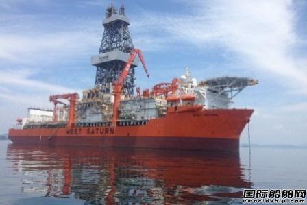 FUELSAVE技术获Seadrill钻井船部署合同