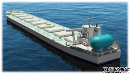JFE钢铁联手日本三大船东订造3艘大型LNG动力散货船