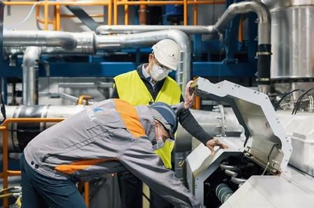 瓦锡兰启动内燃机氢氨燃料测试项目
