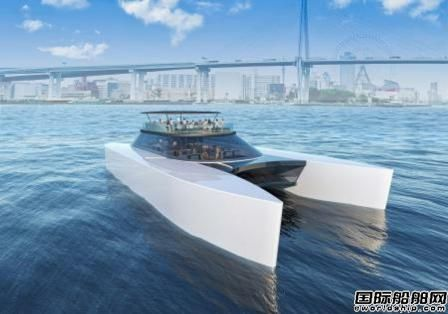 名村造船将为大阪世博会建造一艘氢动力客船