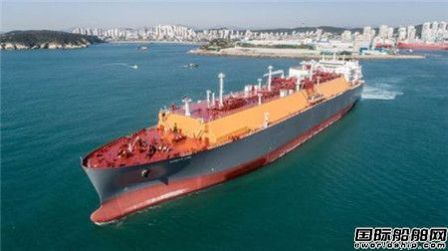 """再获7艘!韩国造船业称LNG船""""没有对手"""""""