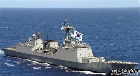 """271人确诊超90%!韩国亚丁湾护航驱逐舰被""""攻陷"""""""