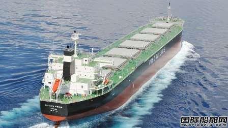 慧洋海运在日本船厂增订4艘灵便型散货船