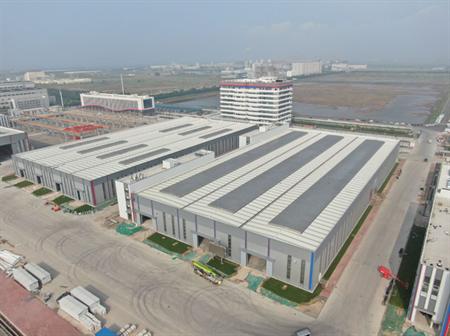 海油工程天津海洋工程智能制造基地9月底有望投产