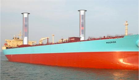 Anemoi:旋筒风帆订单稳步增长未来需求超1万艘
