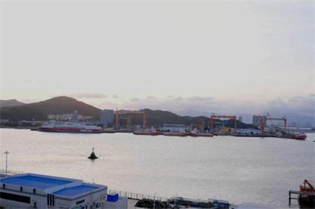 走向蔚蓝的厦门制造――改革开放中的厦门造船业