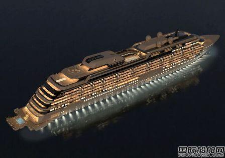117套房!Meyer Werft将建造全球最大住宅式邮轮