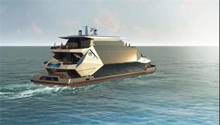 东方船研中标黄浦江首制纯电游船设计建造一体化项目