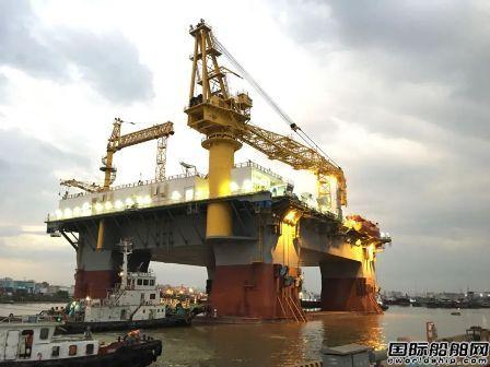 """国海海工与天津中合签订""""国海泰和""""光船租赁项目"""