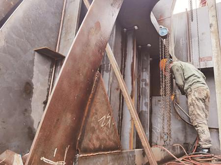 台州造船业活跃新船订单创新高