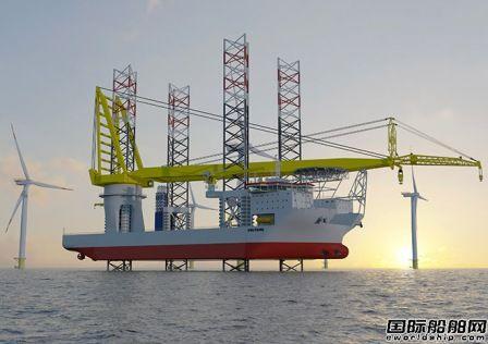 """60艘140亿美元!新造船市场""""起风""""了"""