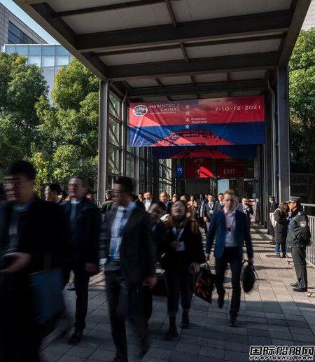 中国国际海事会展展位销售超预期