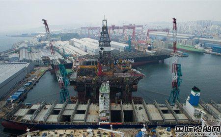 """巨亏50多亿美元!韩国造船业不忘""""海工噩梦"""""""