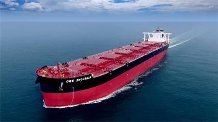 招商轮船上半年净利润同比大降但干散货盈利显著
