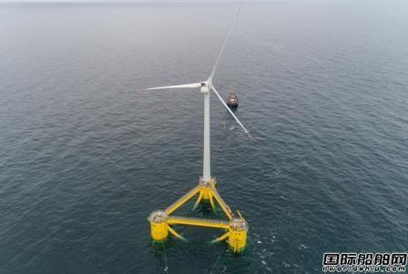 全球最大浮式海上风电场入级ABS