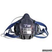 日本重松防尘面具TW08S防尘防毒面具
