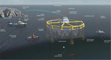 中船广西公司签署北部湾深海养殖项目合作框架协议
