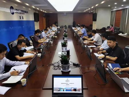 长江船舶设计院氢燃料电池动力船设计通过方案设计审查