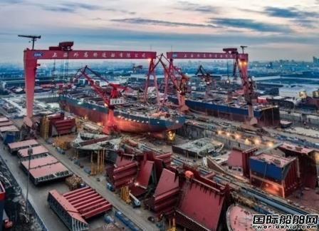 前10大造船集团包揽八成订单!整合加速