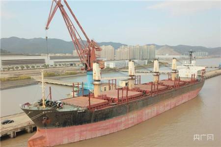 9月份8艘干散货船舶将集中上市拍卖