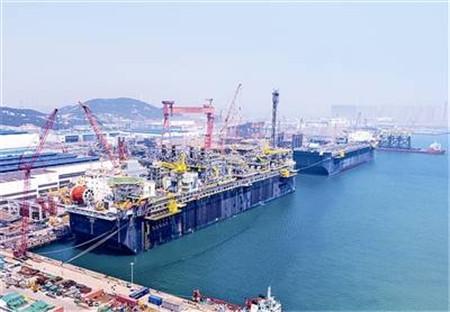 """青岛船海产业:抱团发展长出""""热带雨林"""""""