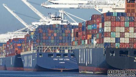 """供应链撤出中国?全球航运市场失控""""吓坏""""欧美企业"""