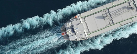 """DNV新建""""脱碳阶梯""""模型帮助船东应对新造船困境"""