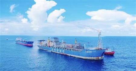 """累计超2.66亿桶!""""海洋石油115""""轮完成555船次原油外输"""
