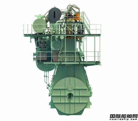 MAN接单为12艘16000TEU集装箱船配套世界最大甲醇双燃料机