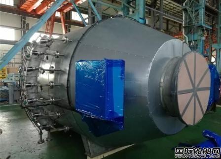 订单破百台!中国船柴自主研发高压SCR脱硝设备迎来收获季