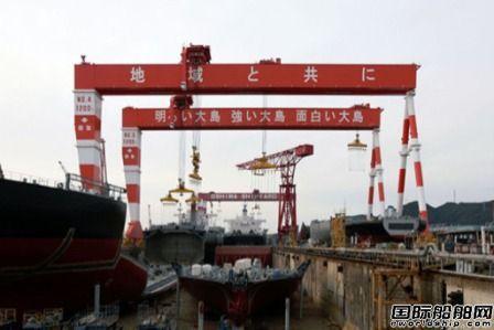 船板价格暴涨,日本船企放缓接单步伐
