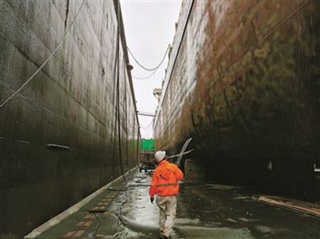 中国船级社浙江分社助力11艘船舶完成岸电改造