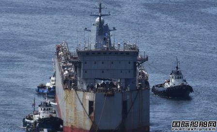 俄罗斯测试自主航行技术首批无人港口拖船2027年面世
