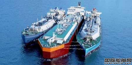 """商船三井入股俄罗斯公司""""拥有""""2艘世界最大LNG-FSU"""