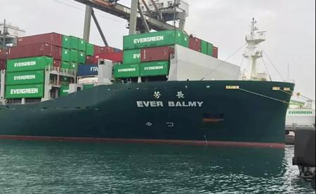 """长荣海运""""长芳轮""""5名船员确诊此前停靠香港等10个大港"""