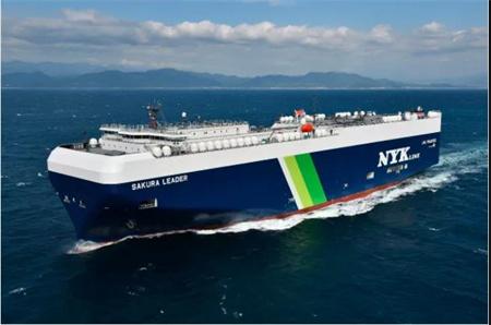 LNG燃料船订单大增5倍占总订单30%