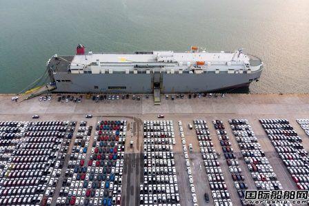 """中国船厂成大赢家!汽车运输船市场今年""""爆炸式增长"""""""