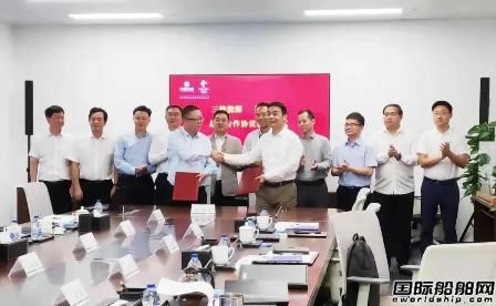 振华重工与三峡能源签署战略合作协议