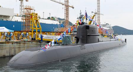 1艘造价超4艘LNG船!大宇造船再接新锐潜艇订单