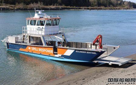 Scania为加拿大4艘新造溢油响应船提供动力