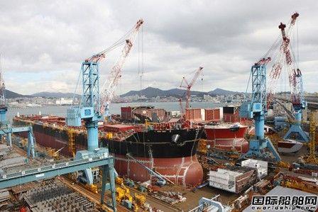 韩进重工获韩国政府3艘混合动力渔业指导船订单