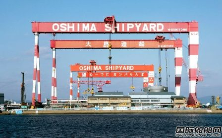 """日本船企8月新船订单""""出人意料""""大幅增长"""