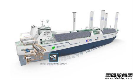ABS联合沪东中华和瓦锡兰开发IMO2050碳排放标准LNG船