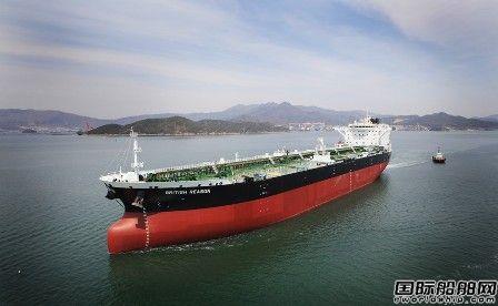 韩国K造船首获路易达孚2艘双燃料动力油船订单