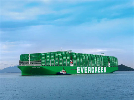 WinGD为全球最大集装箱船提供可靠动力支持
