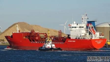 TECHCROSS获荷兰Anthony公司13艘船压载水系统订单